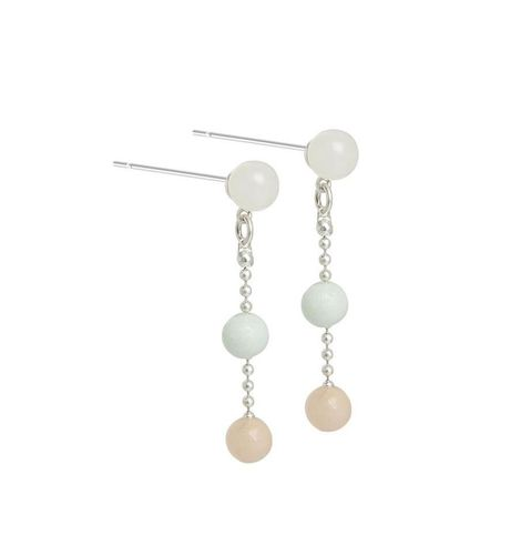 Sence Copenhagen, Harmony Earrings Multistone,  Ohrringe