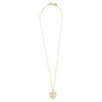Timi of Sweden MONSTERA NECKLACE, Kette