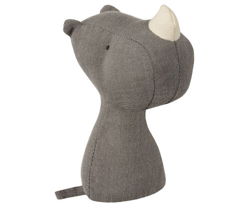 Maileg Noah`s Friend Rhino Rattle