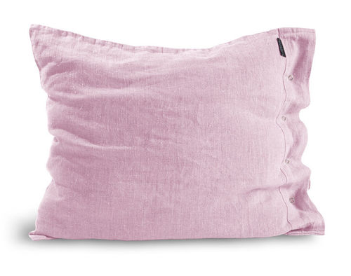 LOVELY LINEN -Kissenbezug 80 x 80  cm (Dusty Pink), 100 % Leinen