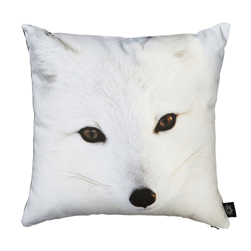 By Nord Cushion Baby Snow Fox 40 x 40cm