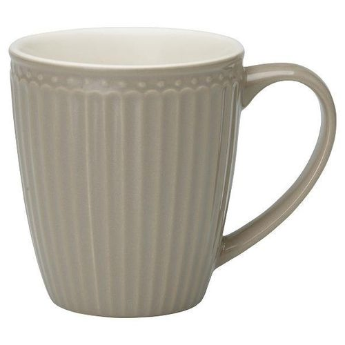 GreenGate Mug Alice warm grey