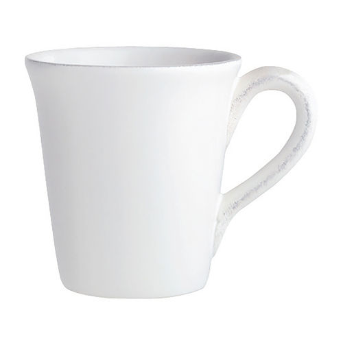 Cote Table American Mug White Antic, großer Becher 50cl