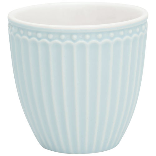 GreenGate Mini Latte Cup Alice pale blue