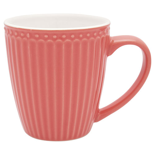 GreenGate Mug Alice coral