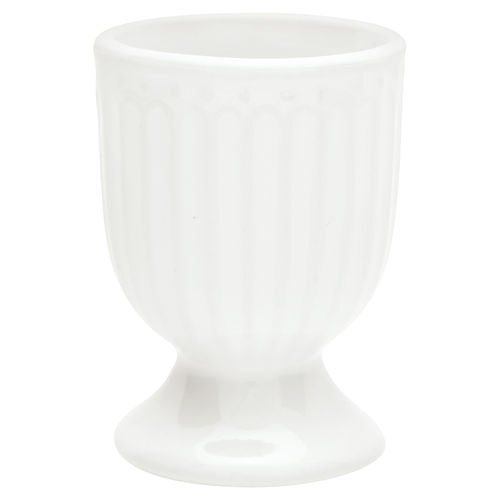GreenGate Egg Cup Alice white, Eierbecher