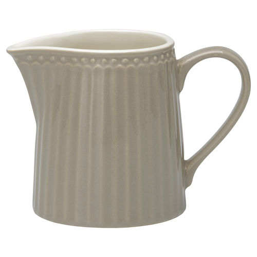 GreenGate Creamer Alice warm grey