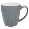 GreenGate Mug Alice stone grey, Becher